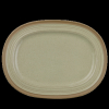 OVAL PLATE